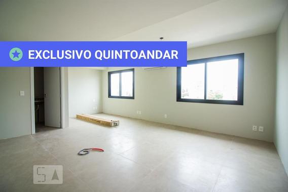 Apartamento No 11º Andar Com 1 Dormitório E 1 Garagem - Id: 892985062 - 285062