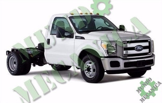 Manual Reparacion Motores Ford F-350 Superduty 2011-2017 Pdf