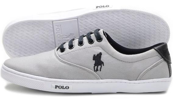 Tenis Polo Plus Masculino Casual Promoção!!!