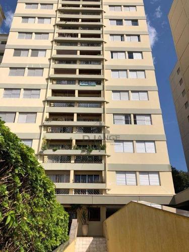 Imagem 1 de 20 de Apartamento Com 2 Dormitórios À Venda, 77 M² Por R$ 315.000,00 - Centro - Campinas/sp - Ap16437