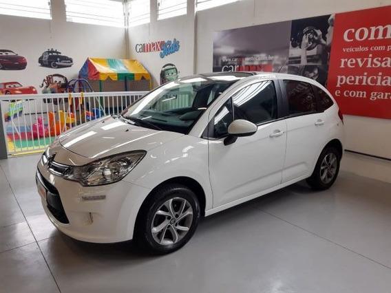 Citroën C3 Tendance 1.6 16v Flex
