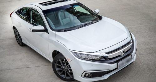Honda Civic 1.5 Touring Turbo (0km)-2020/2020