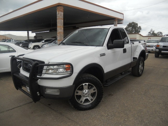 Ford Lobo 5.4 Sport 2004 Fx4 Cabina Regular 4x4 Mt