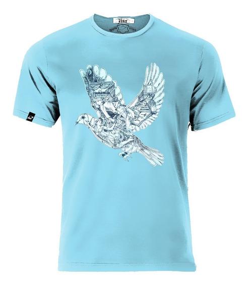Playera Camiseta Coldplay Album Magic Paloma Unisex Moda