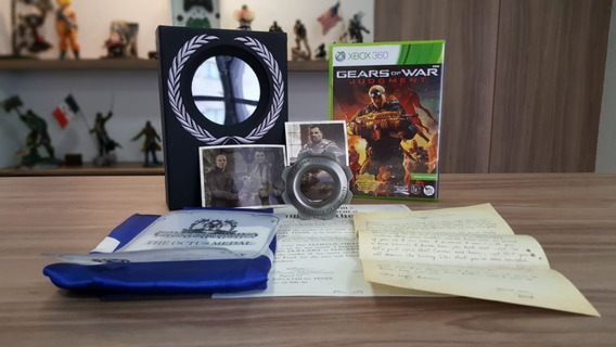 Gears Of War 3 Limited Edition - Xbox 360 - Original