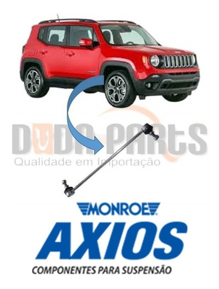 Bieleta Estabilizadora Dianteira Jeep Renegade - Orig Axios