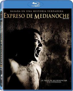 Blu Ray Expreso De Medianoche Original