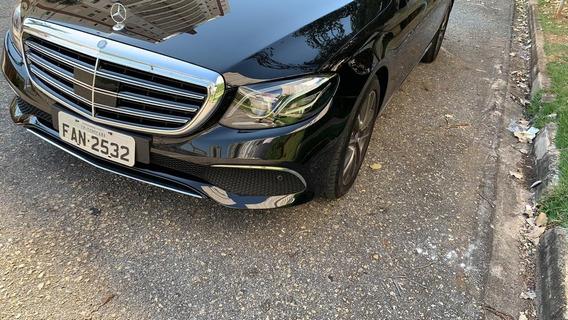 Mercedes-benz Classe E 2017 2.0 Exclusive 4p