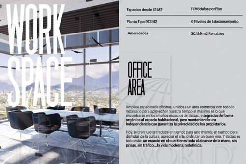 Imagen 1 de 6 de Oficinas En Venta En Santa María, Monterrey
