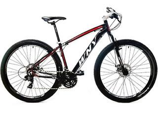 Bicicleta Wny Alumínio Aro 29 Vnine Shimano 24v Freio Disco