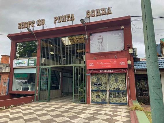 Local En Punta Gorda 40mt2 C/baño