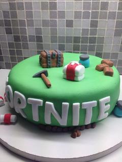 Torta Fortnite - Galletitología