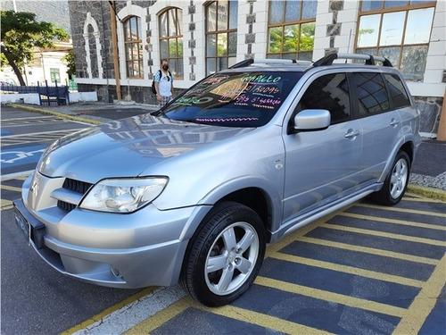 Mitsubishi Airtrek 2.4 4x4 16v Gasolina 4p Automático