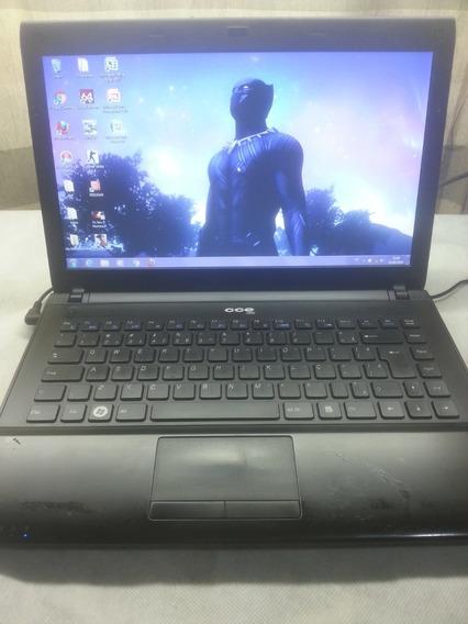 Notebook Cce Atom 1.8 2 Gigas Hd250 Pronta Entrega Barato!!!