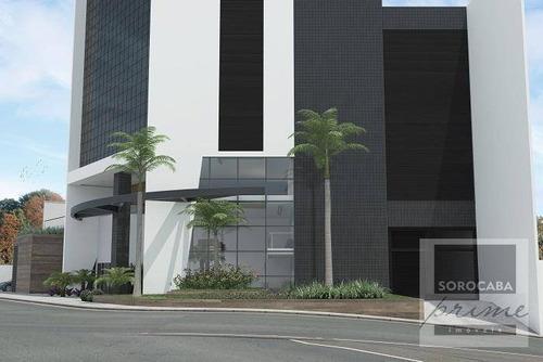 Andar Corporativo À Venda, 410 M² Por R$ 2.725.000 - Edifício Millenia Exclusive Offices - Sorocaba/sp. - Ac0011