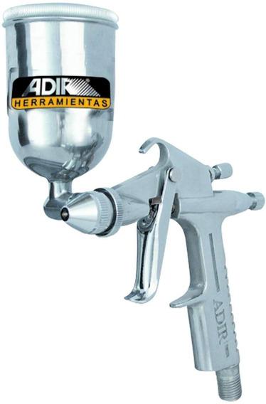 Pistola Adir Mini-gravedad Vaso De Aluminio 200ml