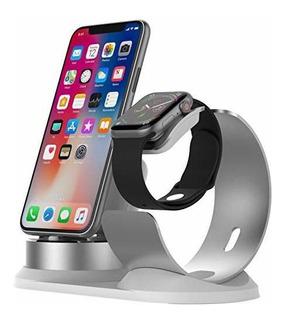 Sincetop - Soporte Para Cargador De Apple Watch, 3 En 1 De A