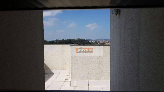 Loft Com 1 Dormitório Para Alugar, 35 M² Por R$ 510,00/mês - Vila Baeta Neves - São Bernardo Do Campo/sp - Lf0006