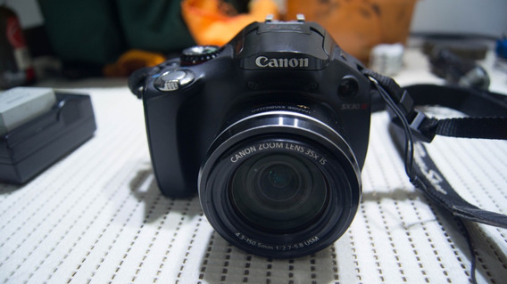 Camera Canon Sx30 Is Powershot