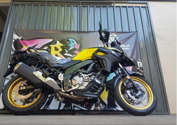 Moto Suzuki V Strom Dl 650 100% Japon 0km 2019 Efectivo