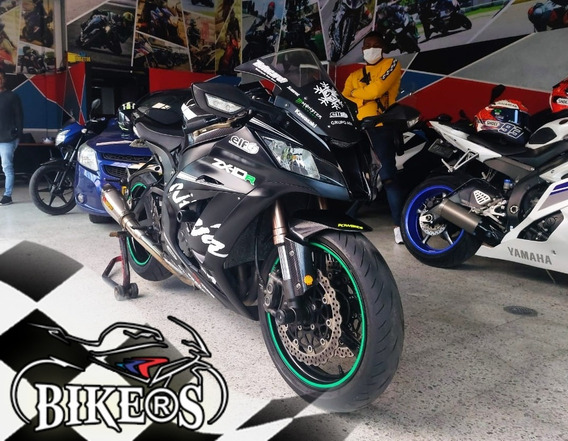 Kawasaki Ninja Zx10r 2011, Recibimos Tu Moto, Bikers!!