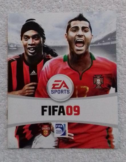 Manual Do Game Fifa 09 Ps3 ** Leia