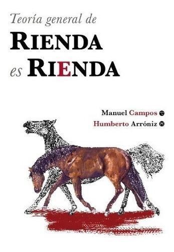Imagen 1 de 3 de Libro Teoría General De Rienda Es Rienda