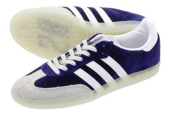 Tenis adidas Samba Og Violeta Original Casual Db3011