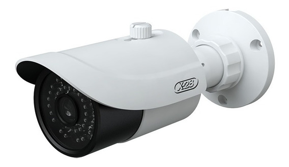 Cámara Ip X-28 Full Hd (1080p - 2m) Lente Varifocal Bullet