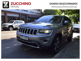 Jeep Grand Cherokee Limited 3.6 4x4 | 2014 | Zucchino Motors