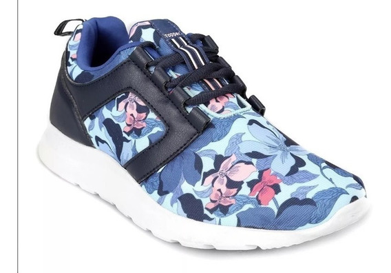 Zapatillas Topper Lanai Floreadas