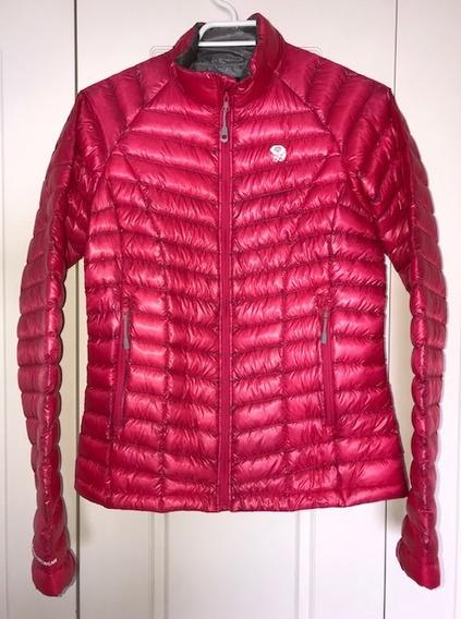 Parka Mountain Hardwear Metatherm Exs - Mujer Fucsia Talla S