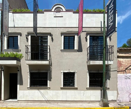 Nayarit 7, Col. Roma Pent House Con Terraza Privada
