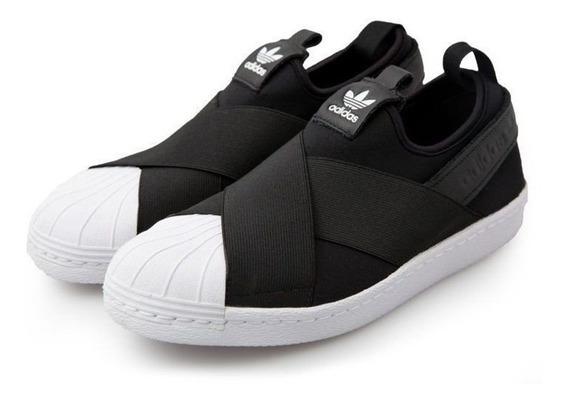 Tenis adidas Slip On Unissex Original Frete Grátis