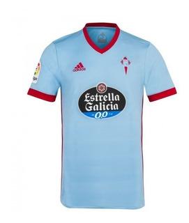 Camisa Celta De Vigo 17/18 Unif. 1 - Queima Total
