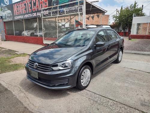 Imagen 1 de 14 de Volkswagen Vento 2020 1.6 Starline Mt