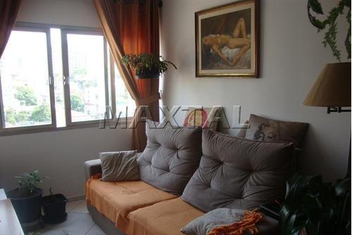 Apartamento A 800 M² Do Metrô Santana - Mi83643
