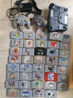 N64 Combo Gamer Nintendo 64 Arma Tu Combo Retro Play Game