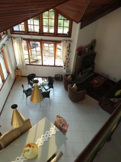 Sobrado De Condomínio Com 3 Dorms, Loteamento Aruan Arujá, Mogi Das Cruzes - R$ 750 Mil, Cod: 4233 - V4233
