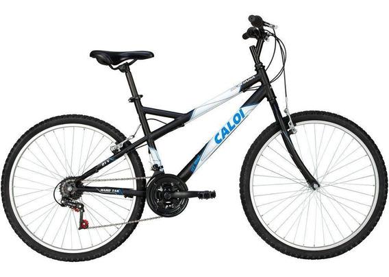 Bicicleta Caloi Montana 21 Marchas Aro 26 V-brake Alumínio