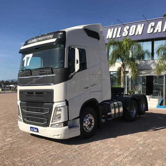 Volvo Fh 460, 6x2, 2017 Nilson Caminhões