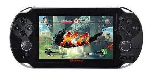 Mini Game Tipo Psp Vita Jogos Portátil Retro Envio Hj