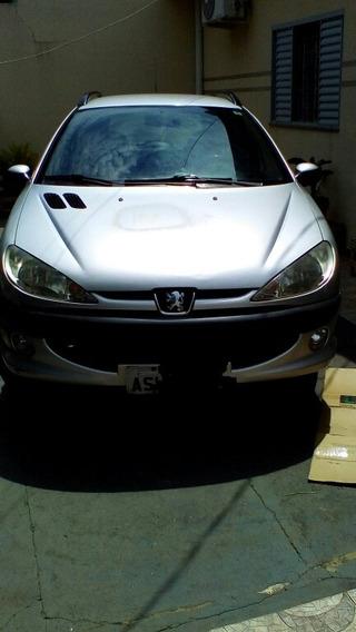 Peugeot 206 Sw 1.4 Presence Flex 5p 2007