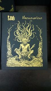 Necronomicon Evil Dead 2013 Libro De Arte