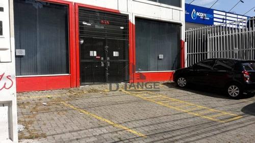 Salão Para Alugar, 416 M² Por R$ 12.000,00/mês - Cambuí - Campinas/sp - Sl0799