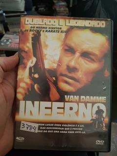 Inferno Jean Claude Van Damme Frete 9,00
