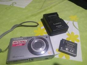 Camara Fotografica Lumix 10 Mp Como Nueva
