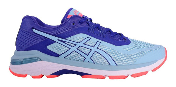 Zapatillas Asics Gt-2000 6-t855n-1414- Open Sports