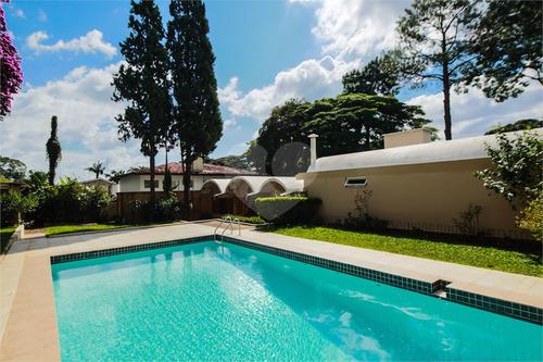 Imagem 1 de 30 de Maravilhosa Casa Térrea Em Interlagos - Reo482518
