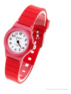 Reloj Dakot Niña 288 - Caucho Colores Sumergible Wr 30